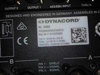 Dynacord Sllev SL 2400