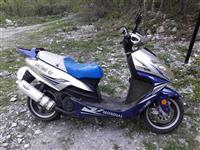 motor mondial 150cc