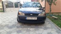 Shes veturen ford fiesta 1.2 benzin