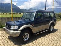 HYUNDAI Galloper LIMITED EDITION 2.5TDI -99