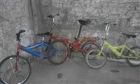 flm merr jep bicikla me rrot te vogla e kuqja ushi