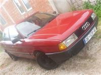 Audi 80 1.6 dizel 10 muj rexhistrim