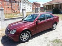 Mercedes c 200 dizel iposa ardhur 2002