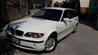 Shitet BMW 318 D, Karavan