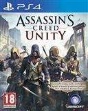 Assassin's Creed Unity CD PS4 loje