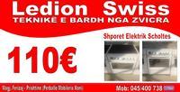Shporet Elektrik me Xham Scholtes- 110 euro