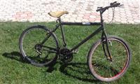 Ndrroj biciklen me qift qura ose pula