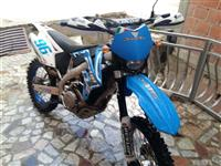 Tm racing 250f 2014 enduro
