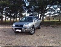 Shes vetur Hyundai Santa Fe **AUTOMATIK**