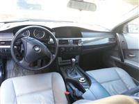BMW 525 dizel ne gjendje shum te mir 9muj rks