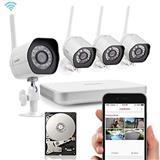 Kamera dhe Alarme Sigurie