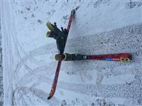 shiten skijat salamon komplet me qizme shumte mira