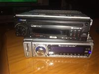 Radio per vetura CD, USB dhe SD