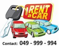 RENT A CAR GJILAN 049 999 994