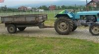 Traktor Rakovica 65 me Rimorkio
