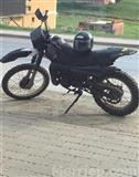 Kros yamaha 125 cc me dokumenta