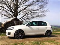 VW Golf 6   2.0 TDI  R-line