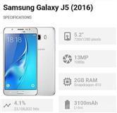 Galaxy J5 2016 4G