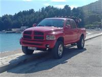 Dodge Ram 4.7 Benzin-Gaz Viti 2003, NDERROHET