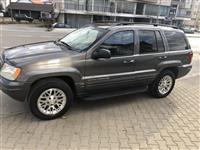 Jeep Grand cherokee 4.7 benzin limited
