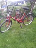 Shesh keto dy bicikleta !