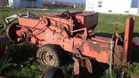 traktor imt 549 komplet me mjete
