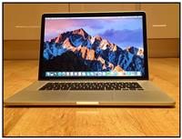 "Apple MacBook Pro 15.4"" INTEL CORE I7"