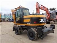 2004 JCB JS145W
