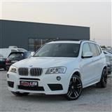 BMW X3 30D X-drive M-Sport