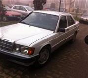 Shitet Mercedesi 190 plin benzin I qlajmrun