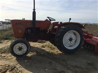 Shitet traktor Fiat