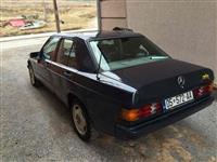 Mercedes 190 benzin-plin