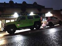 Hummer wagon  4.0 petrol and gaz