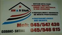 Kompania Ndertimore AM&R sh.p.k Shtime