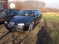 Nderroj Mercedes 190 2.5D Alfa Romeo 156 2.4 D