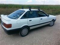 Audi  80  . GAS  Benzin