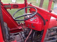 Traktor PERFEKT+  vllaqa e pluxh te Leskovcit