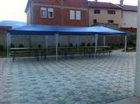 Tavolina dhe Tenda me qira