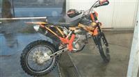 KTM 125cc -08