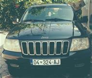 Jeep Grand Sheroke Amerikan 3124cc