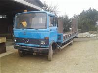 Mercedes 809 transporter