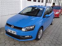 VW Polo 1.2 - 18000km