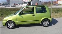 U shit flm. Merr jep.  ...Fiat 500. 1997.