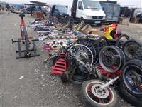 Kemi te gjitha pjeset  per bicikla dhe motorra