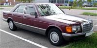 Mercedes  300se benzin -88