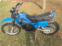 Motocross Yamaha 125cc DT