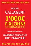 1'000€! FIXGEHALT, Call Agent, CALLAGENT