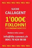1'000€! FIXGEHALT, Call Agent, CALLAGENT