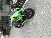 Kawasaki zx6 r 2009