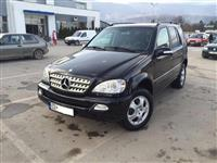 Mercedes Benz ML 270 CDI 2003